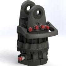 Rotator hydrauliczny GR16S