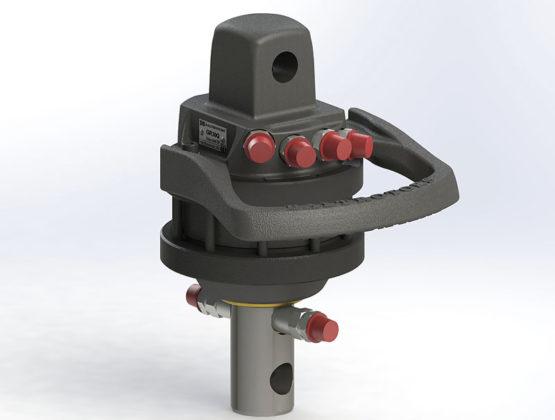Rotator hydrauliczny GR30 Q