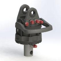 Rotator hydrauliczny GR60/69