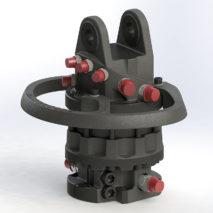 Rotator hydrauliczny GRS10