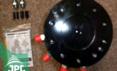 Rotator hydrauliczny GR55 FF