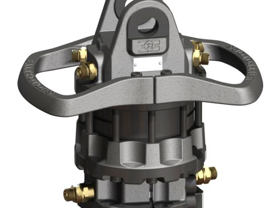 Rotator hydrauliczny GR105 DB