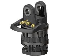 Rotator hydrauliczny GR12S
