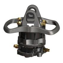 Rotator hydrauliczny GR603-2 DB