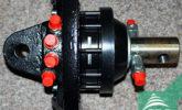 Rotator hydrauliczny