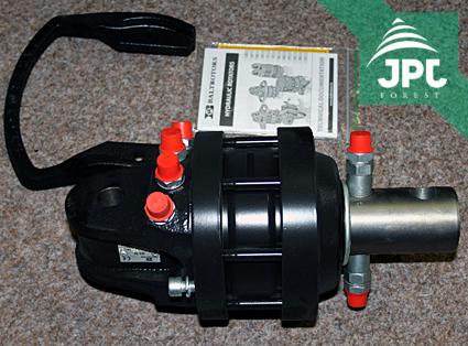 Rotator hydrauliczny Baltrotors GR46