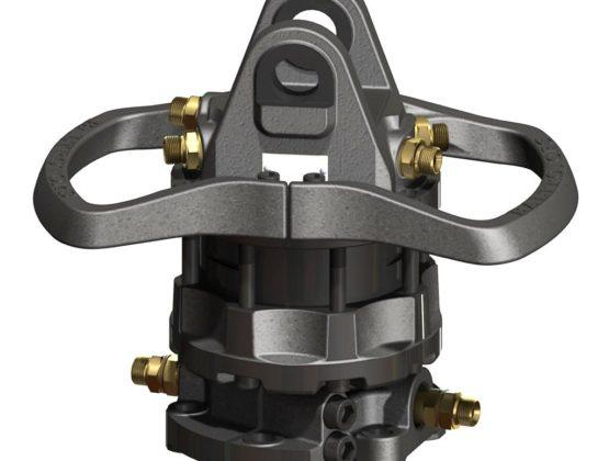 Rotator hydrauliczny GR104 DB