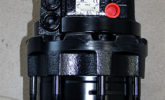 Rotator do kombajnów zrębowych HR6
