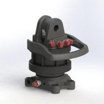 Rotator hydrauliczny GR 463-01
