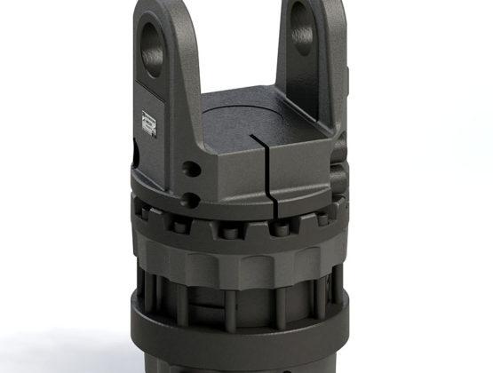 Rotator do kombajnów zrębowych HR16-02
