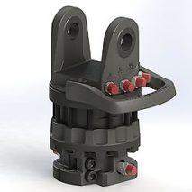 Rotator hydrauliczny GR12H