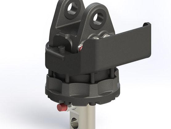 Rotator hydrauliczny Baltrotors GR60X