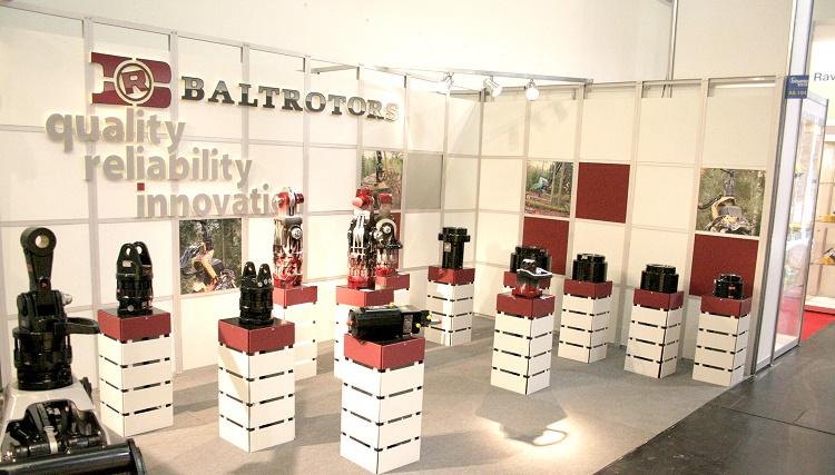 Rotatory Baltrotors