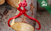 szczypce do drewna