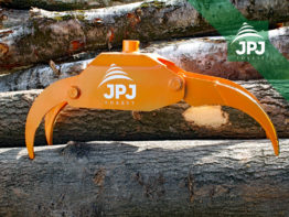 chwytak do chrustu JPJ 0,08