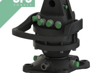 Rotator hydrauliczny FHR 3.000SF